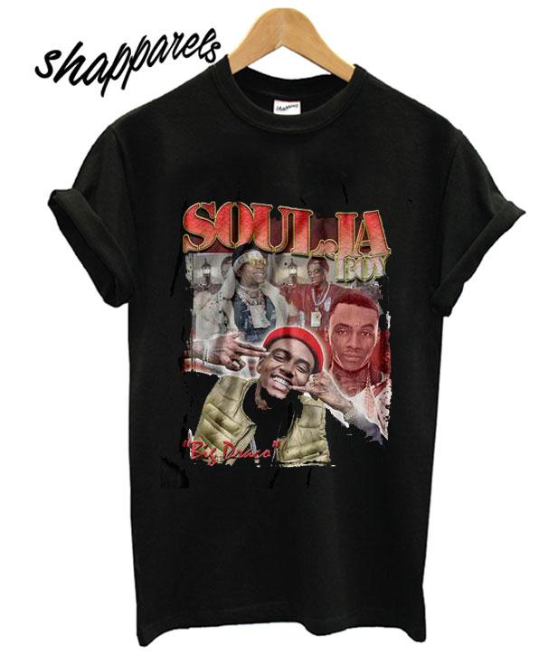 Soulja Boy aka Big Draco T shirt