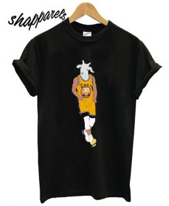 Steph Curry, The GOAT T shirt