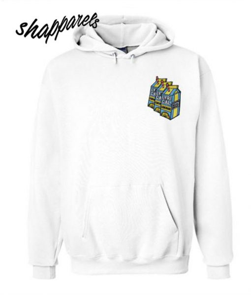 New Lyrical Lemonade Triple Patch Hoodie