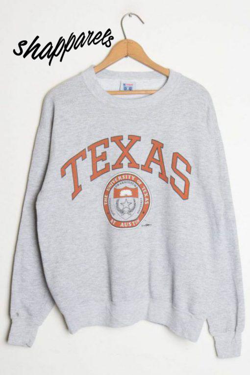 TEXAS University The Texas At Austin