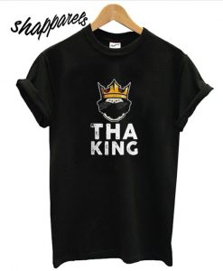 Tha King Funny Pug Fan Mens New T shirt