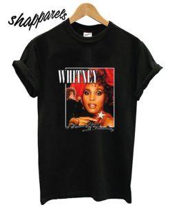 Whitney Wanna Dance T shirt