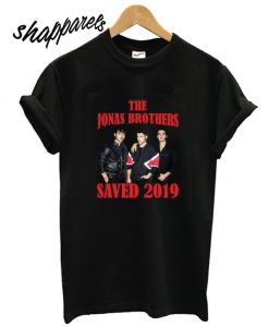 The Jonas Brothers 2019 T shirt