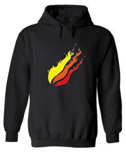 Youth PrestonPlayz Flame Hoodie