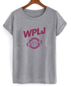 80s WPLJ 95.5 Rock T shirt