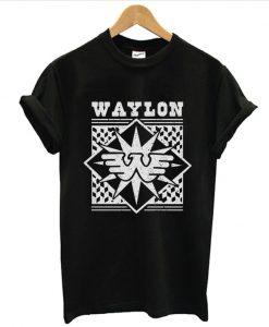 Waylon Jennings T shirt
