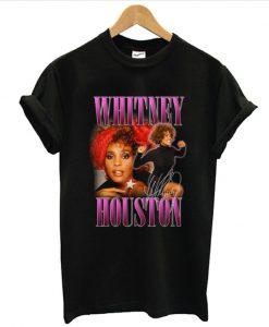 Whitney Houston T shirt