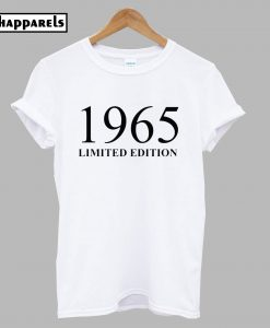 1965 imited Edition 50th T-Shirt