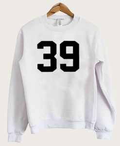 39 White Sweatshirt