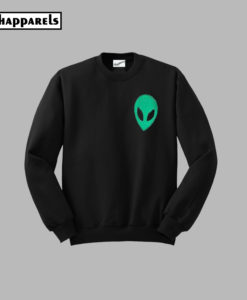 Acid Alien Sweatshirt
