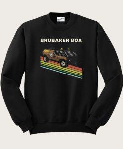 Brubaker Box Baja Style Vehicle Sweatshirt
