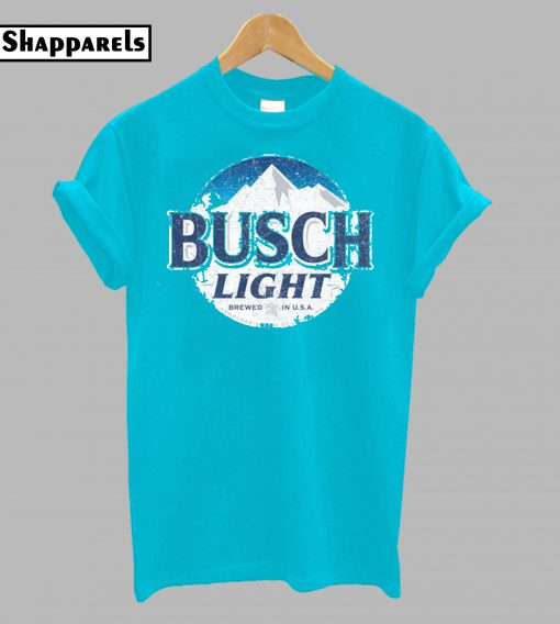 Busch-Light-Beer-T-Shirt