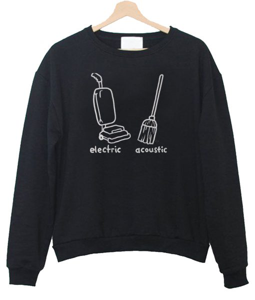 Electrik Acoustic Sweatshirt