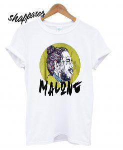 Post Malone stay away smoking T-shirt