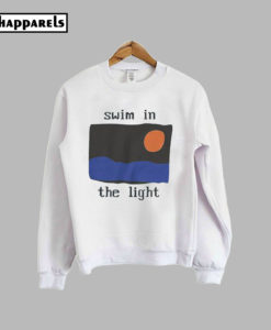 Swim In The Light Sweatshirt
