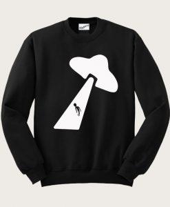Tumblr Clothing, Alien Sweatshirt