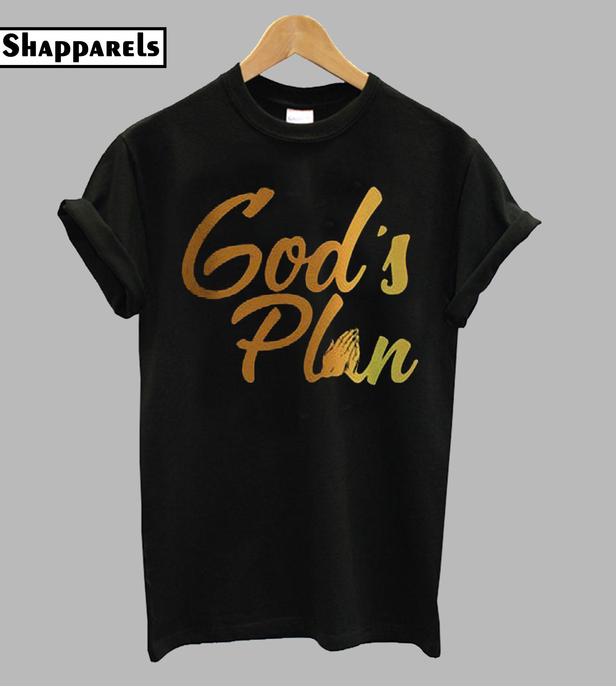 Gods Plan T-Shirt