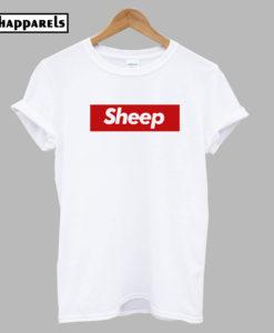 Sheep Supreme Parody T-Shirt