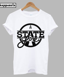 State Line Logo T-Shirt