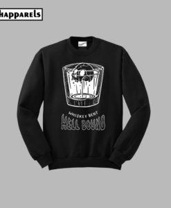 Wishkey Bent Hell Bound sweatshirt