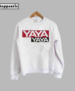 YAYA White Sweatshirt