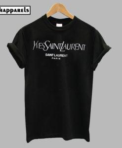 yvessaintlaurent saint laur T-Shirt