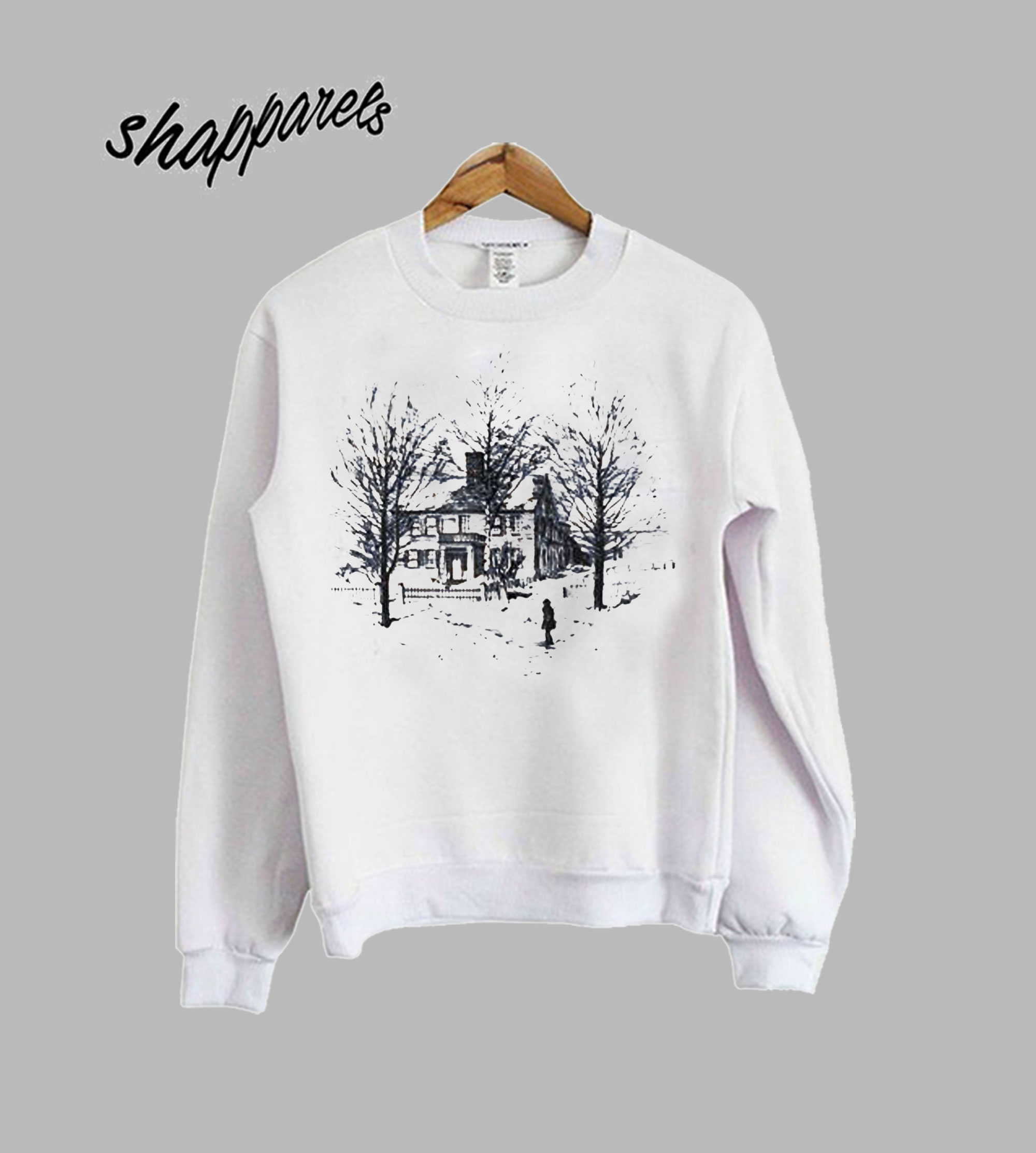 Winter Basic Sweatshirt