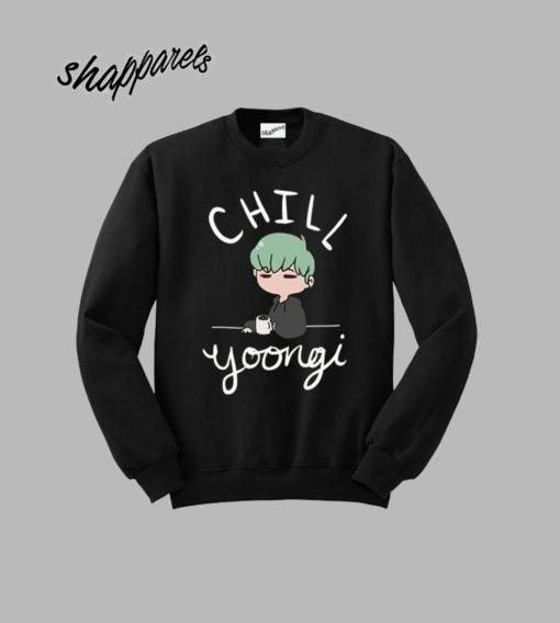 Chill Yongi Sweatshirt