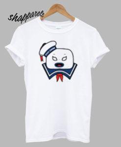 Get Marshmallow Man Hallowen T Shirt