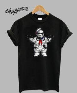 Get Marshmallow Trooper T Shirt