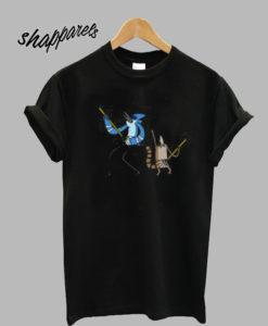 Get Regular Show Rigby T Shirt