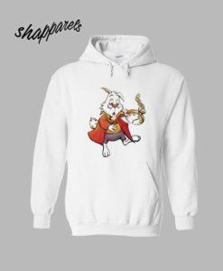 Wonderland Rabbit Hoodie