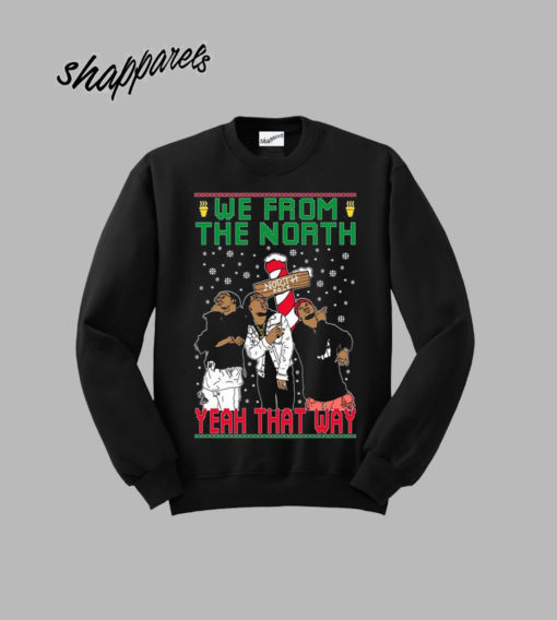 Funny Ugly Christmas Sweatshirt
