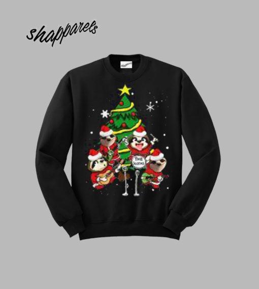 Merry Christmas The Sloths Sweatshirt