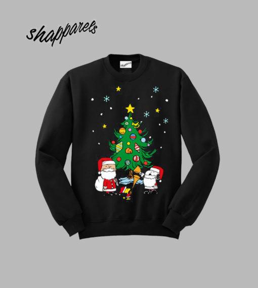 Noel Snoopy Ugly Christmas Sweatshirt