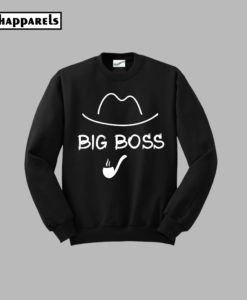 Big Boss Sweatshirt