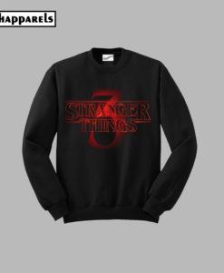 Stranger Things 3 Sweatshirt