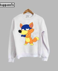 Swiper Sweatshirt