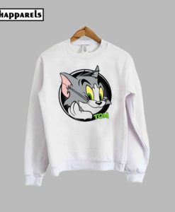 Tom Funny Crewneck Sweatshirt