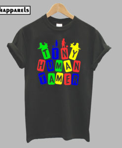 Tiny Himan Tamer RGB Color T-shirt